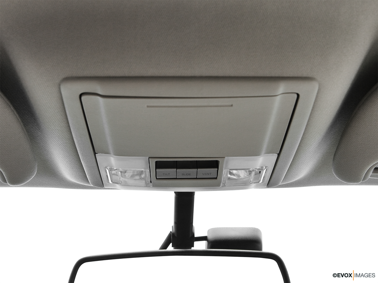 2010 Lincoln Navigator Base Courtesy lamps/ceiling controls.