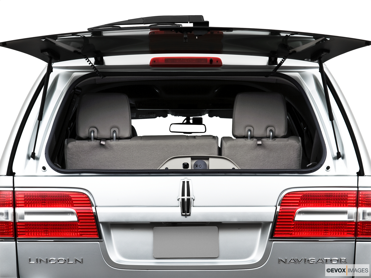 2010 Lincoln Navigator Base Rear hatch window open