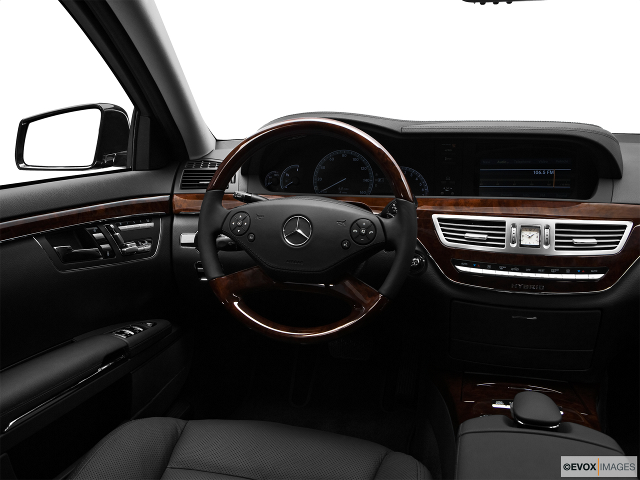2010 Mercedes-Benz S-Class Hybrid S400 054 - no description