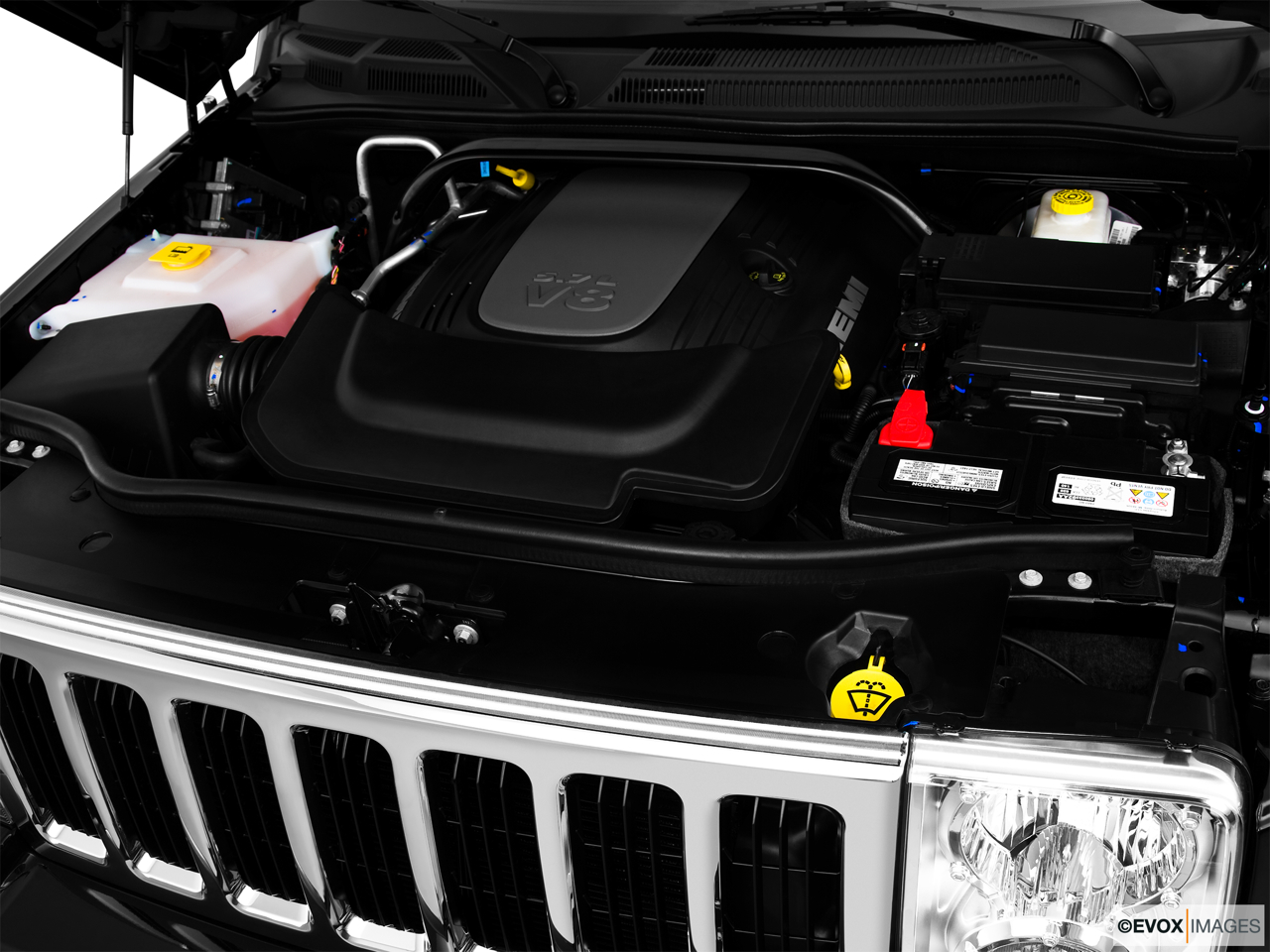 2010 Jeep Commander Limited Engine.