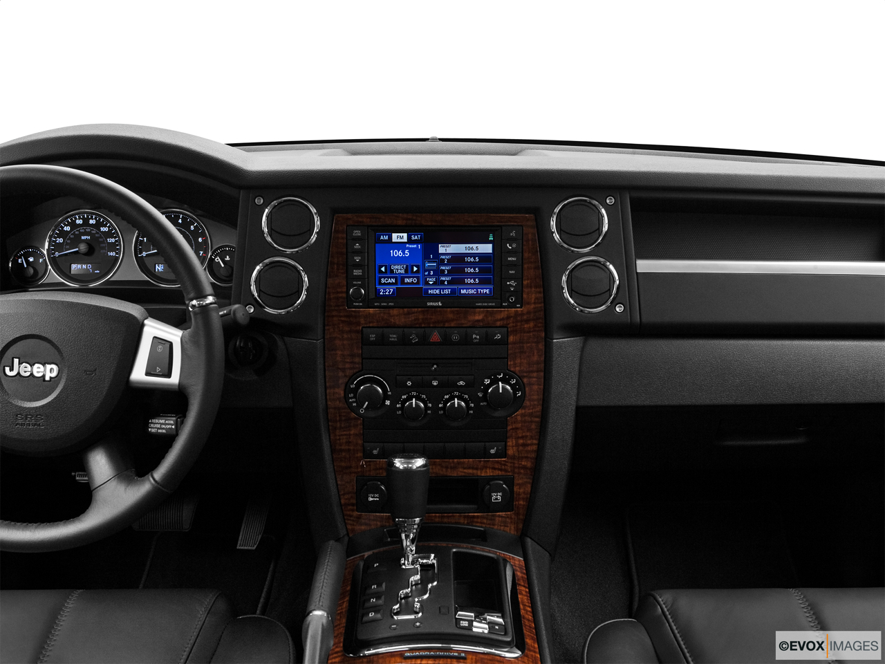2010 Jeep Commander Limited 055 - no description