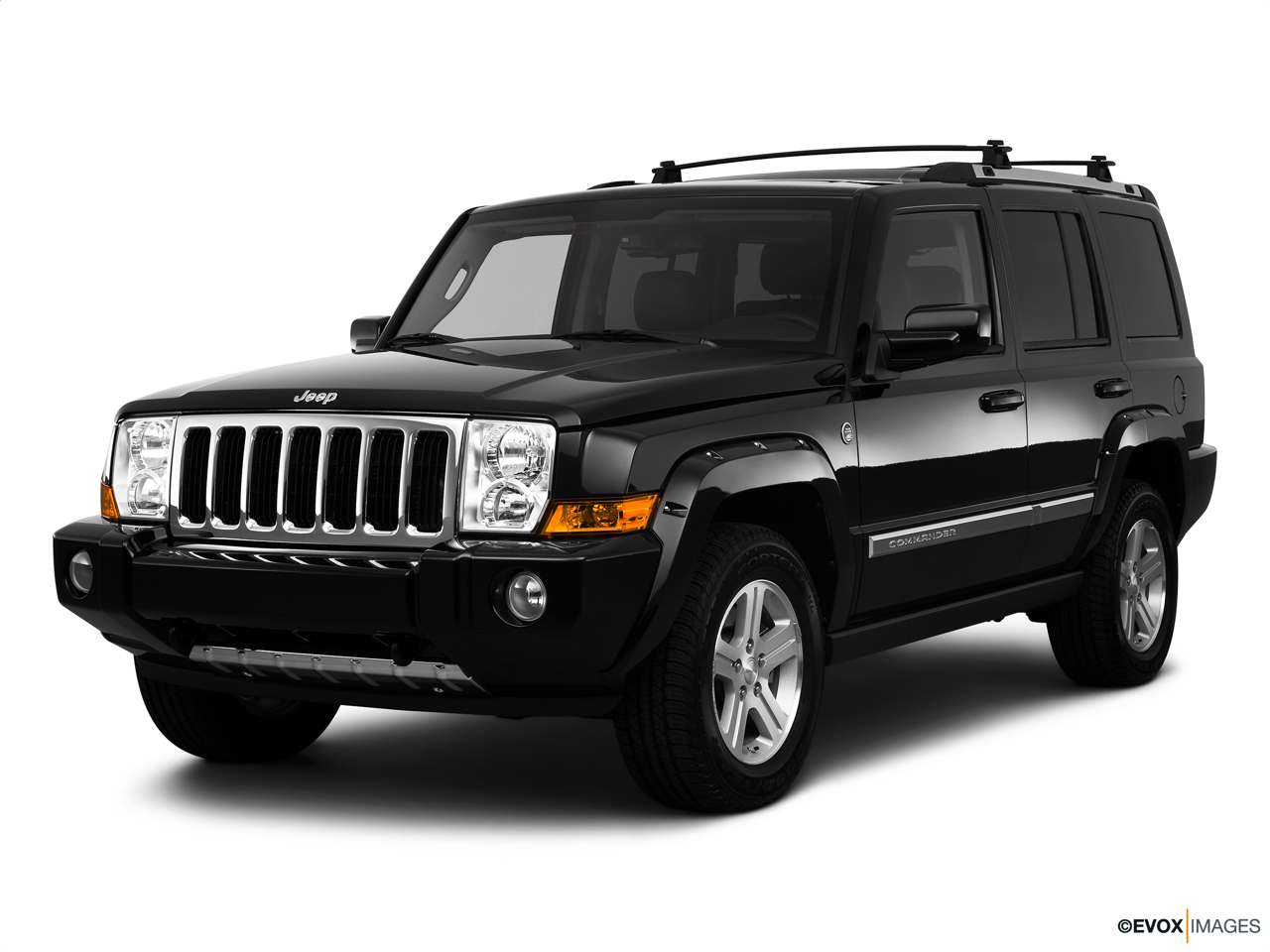 2010 Jeep Commander Limited 114 - no description