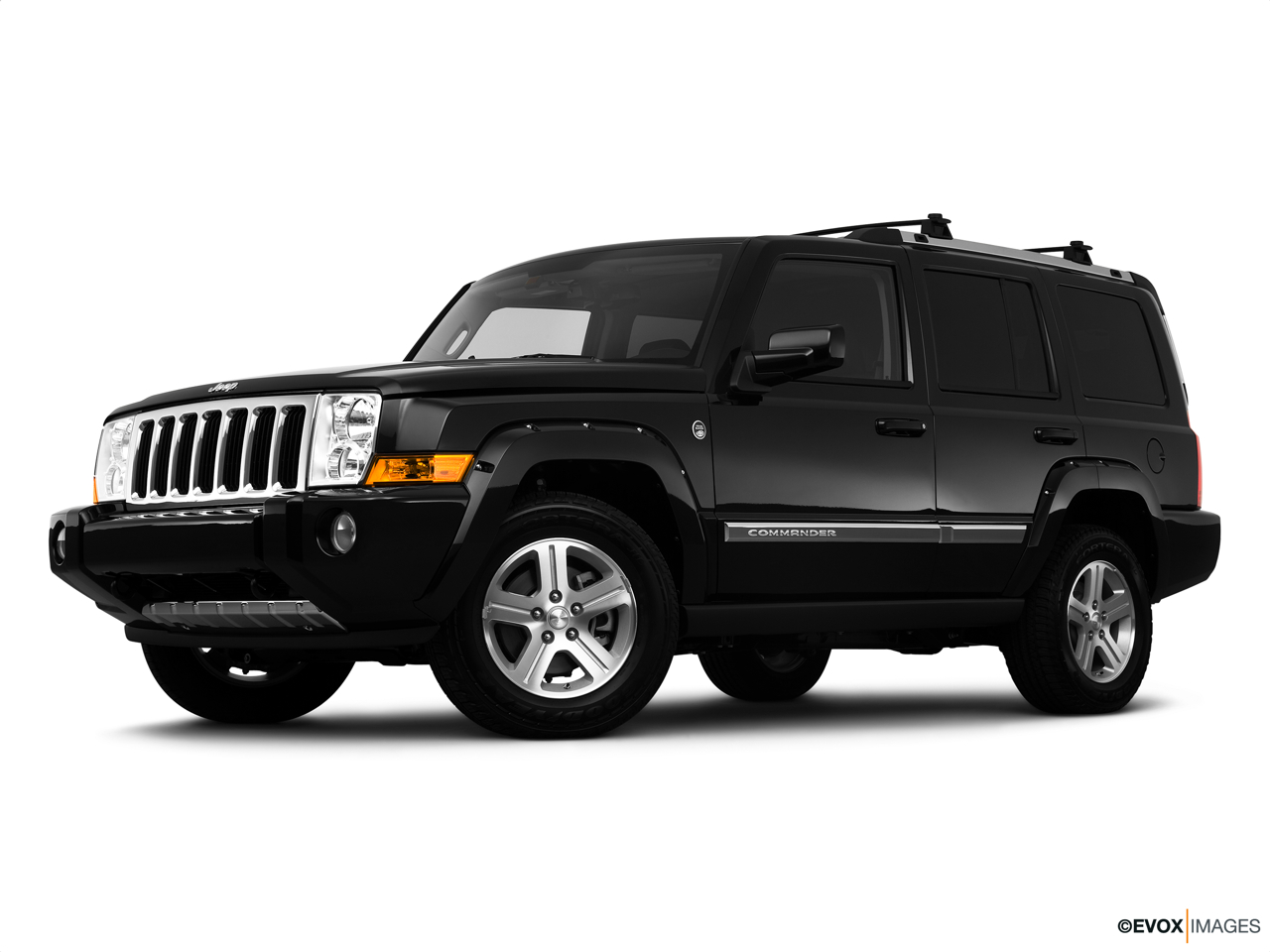 2010 Jeep Commander Limited Low/wide front 5/8.