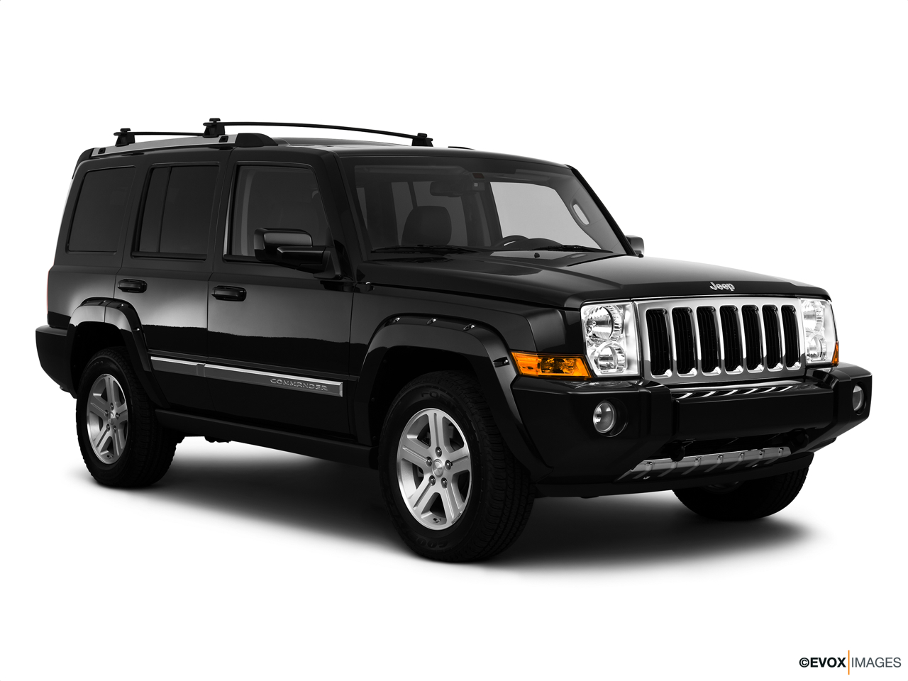 2010 Jeep Commander Limited 158 - no description