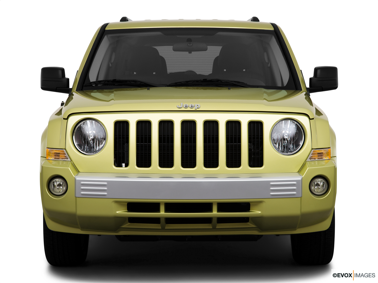 2010 Jeep Patriot Limited Low/wide front.