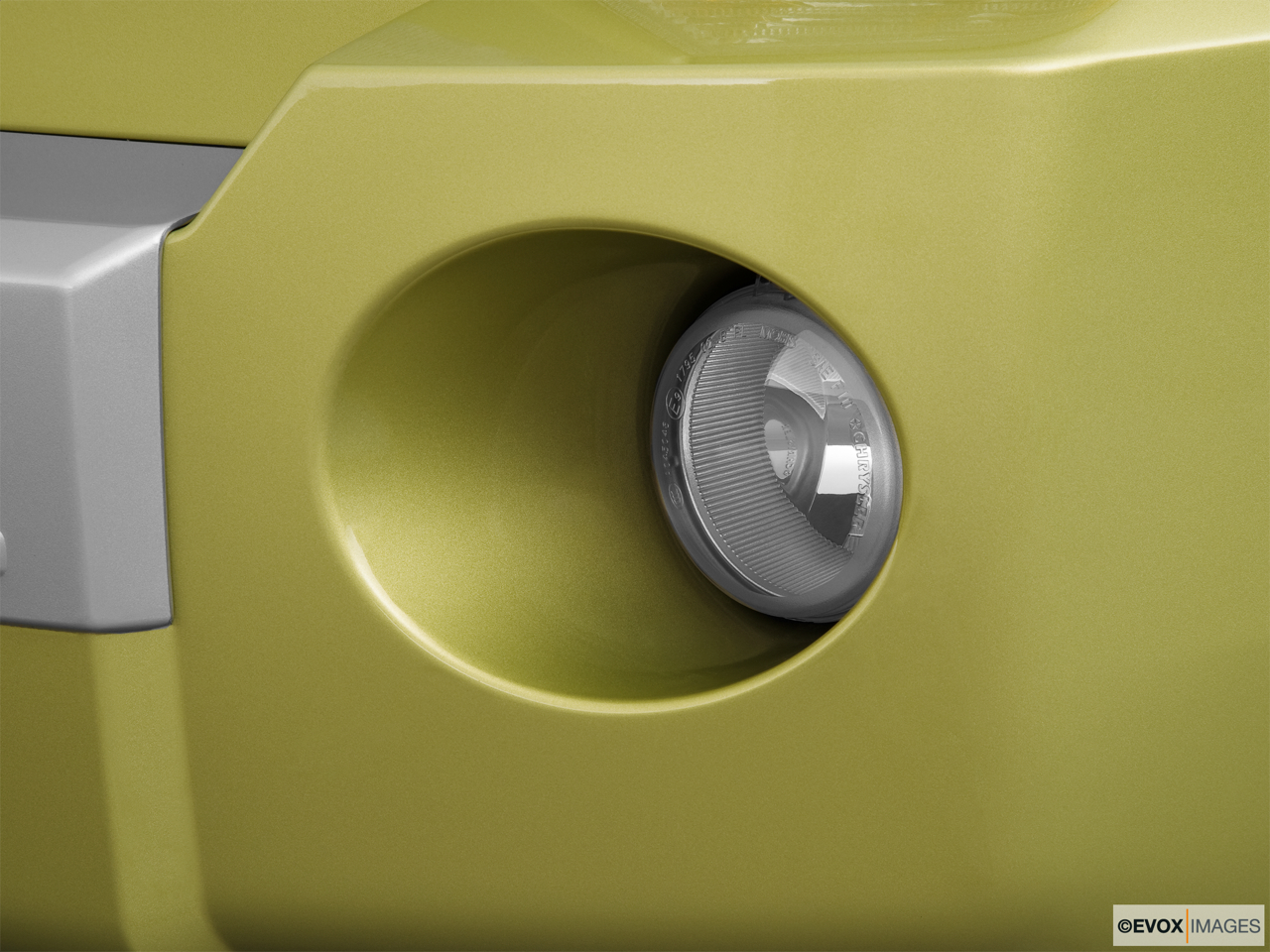 2010 Jeep Patriot Limited Driver's side fog lamp.