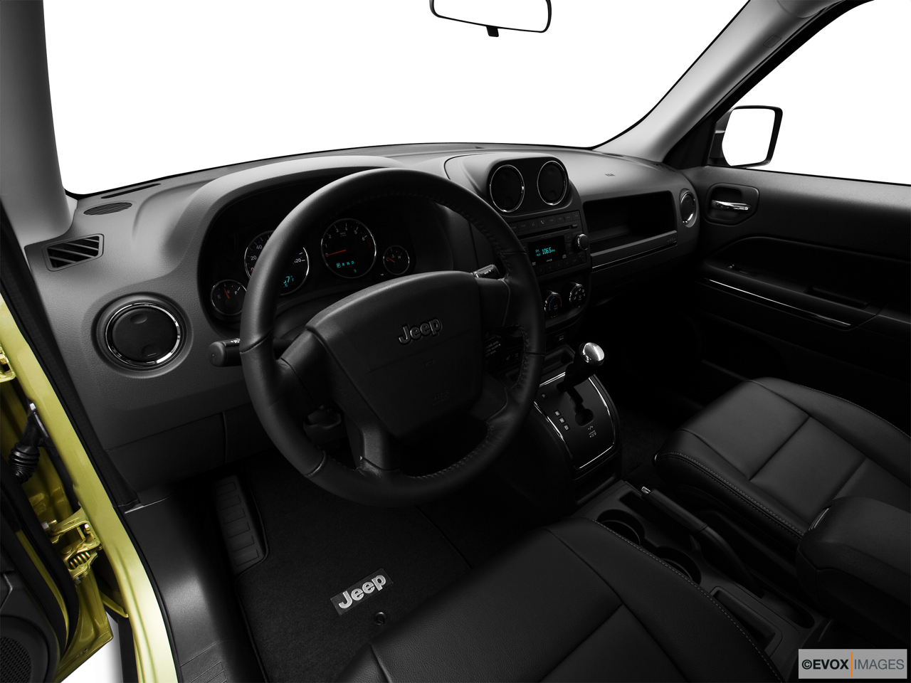 2010 Jeep Patriot Limited Interior Hero (driver's side).
