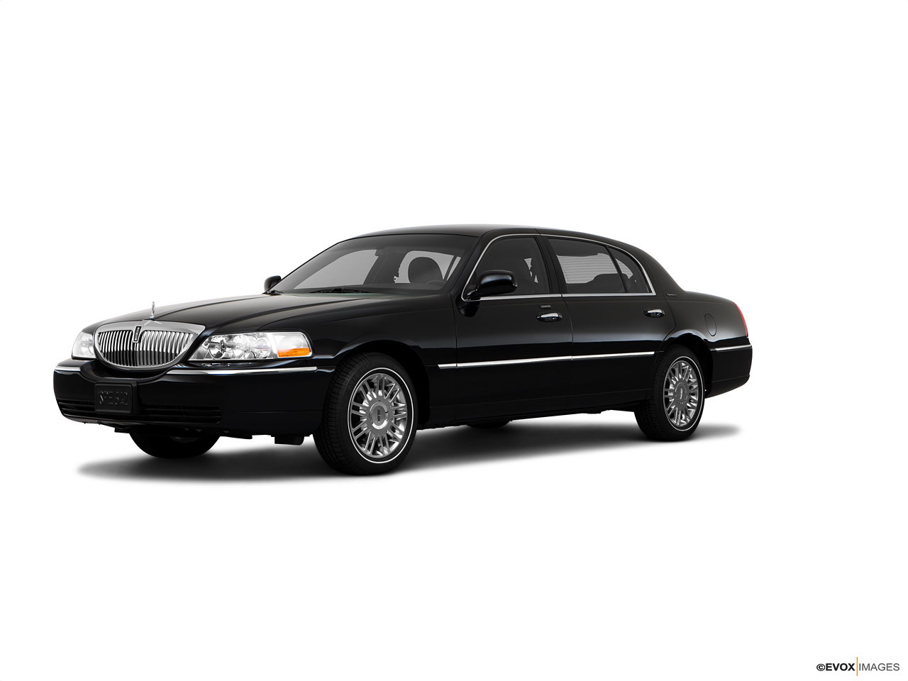 2021 Lincoln Town Car  Front Quarter