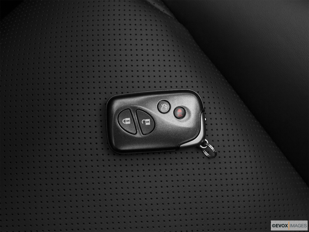 2010 Lexus IS 250 IS250 Key fob on driver's seat.