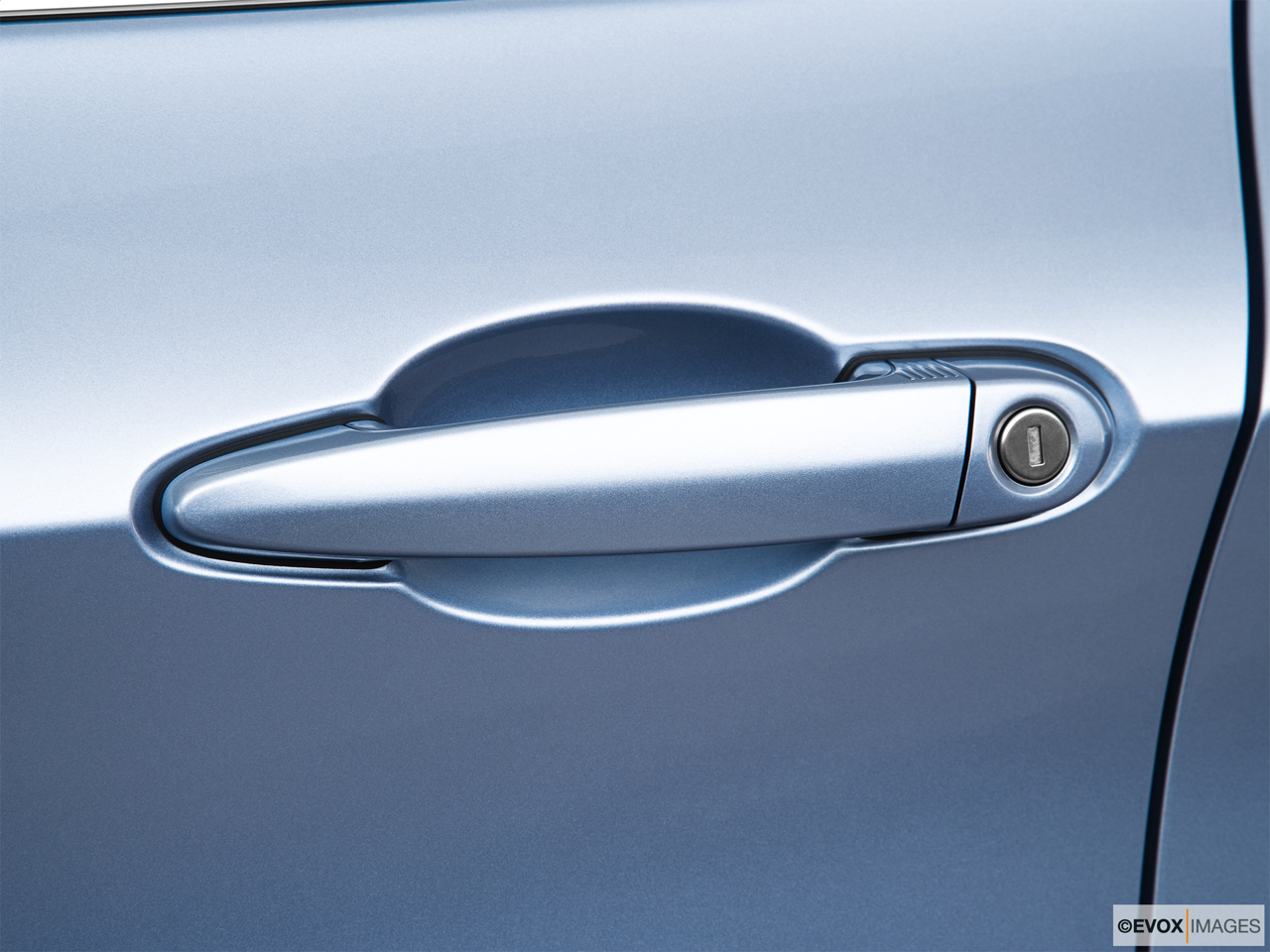 2010 BMW X6 Hybrid Base Drivers Side Door handle.