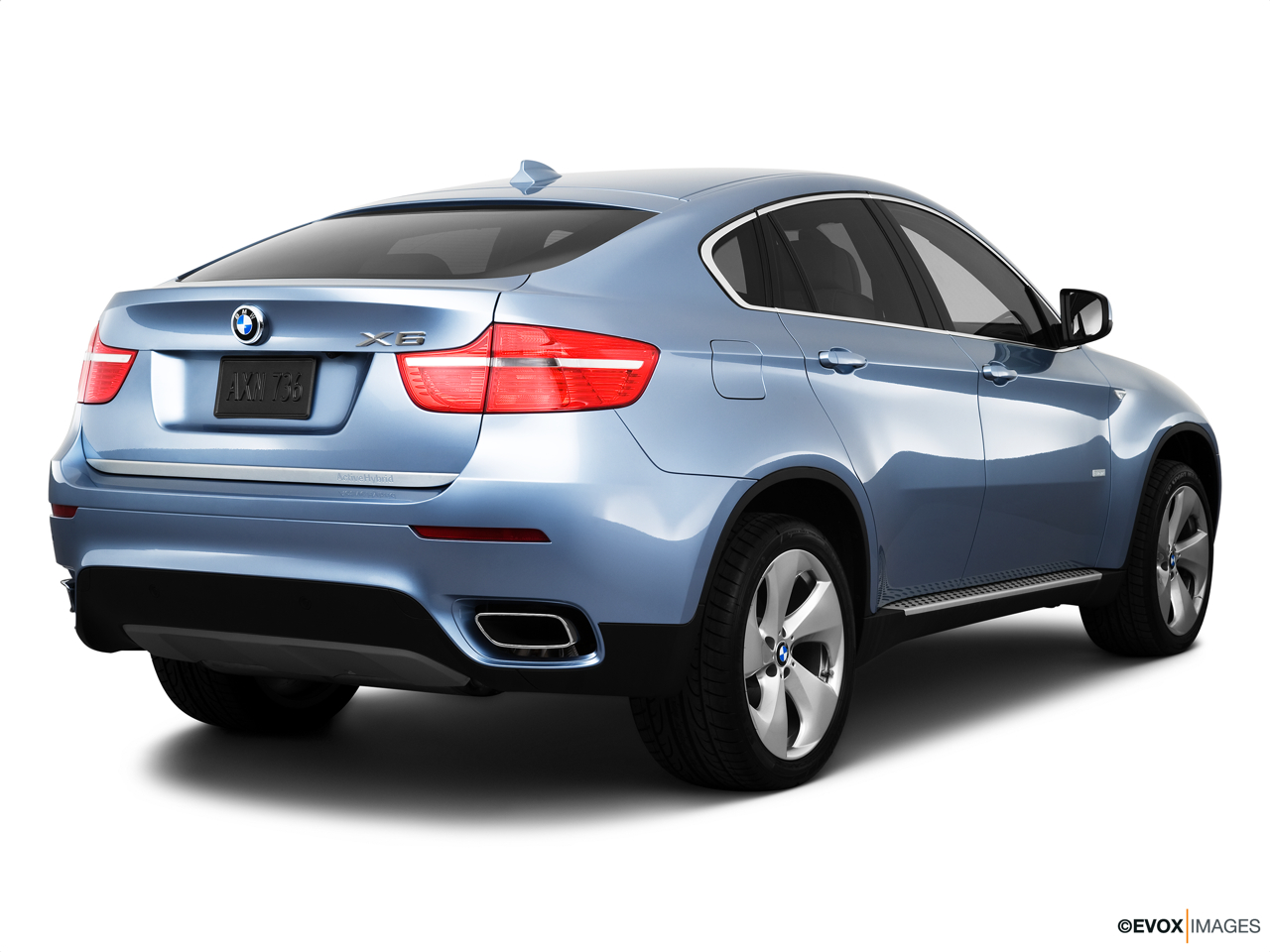 2010 BMW X6 Hybrid Base 048 - no description