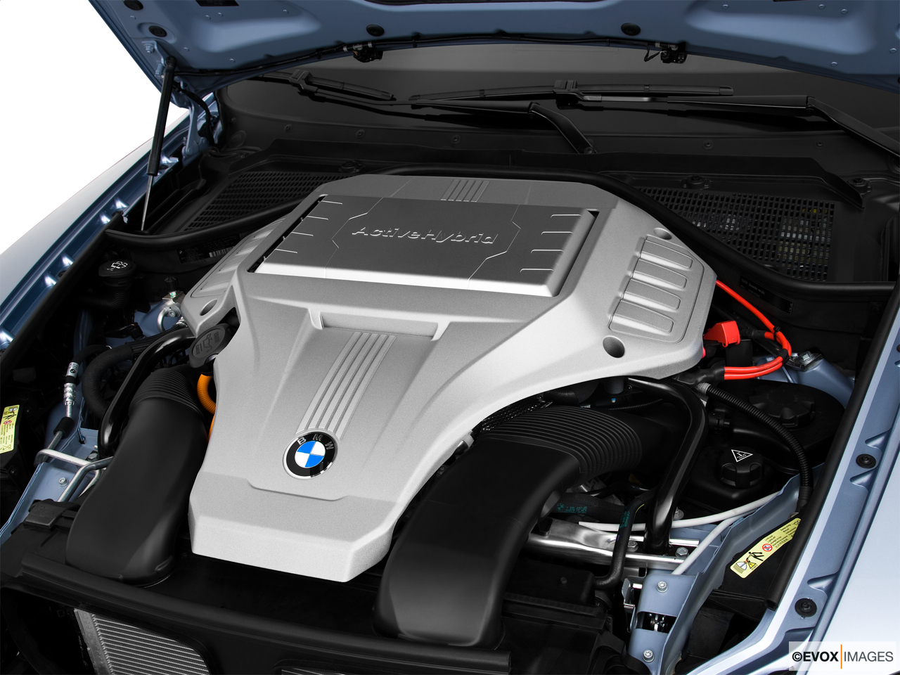 2010 BMW X6 Hybrid Base Engine.