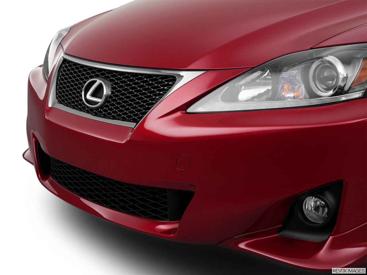 2011 Lexus IS 250 IS250 Close up of Grill.