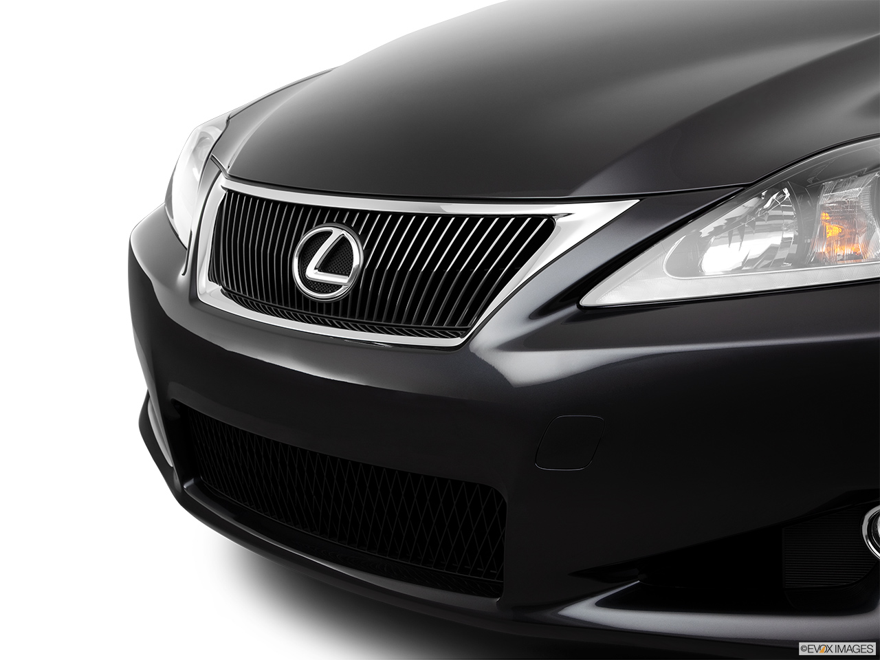 2011 Lexus IS 250C IS250C Close up of Grill.