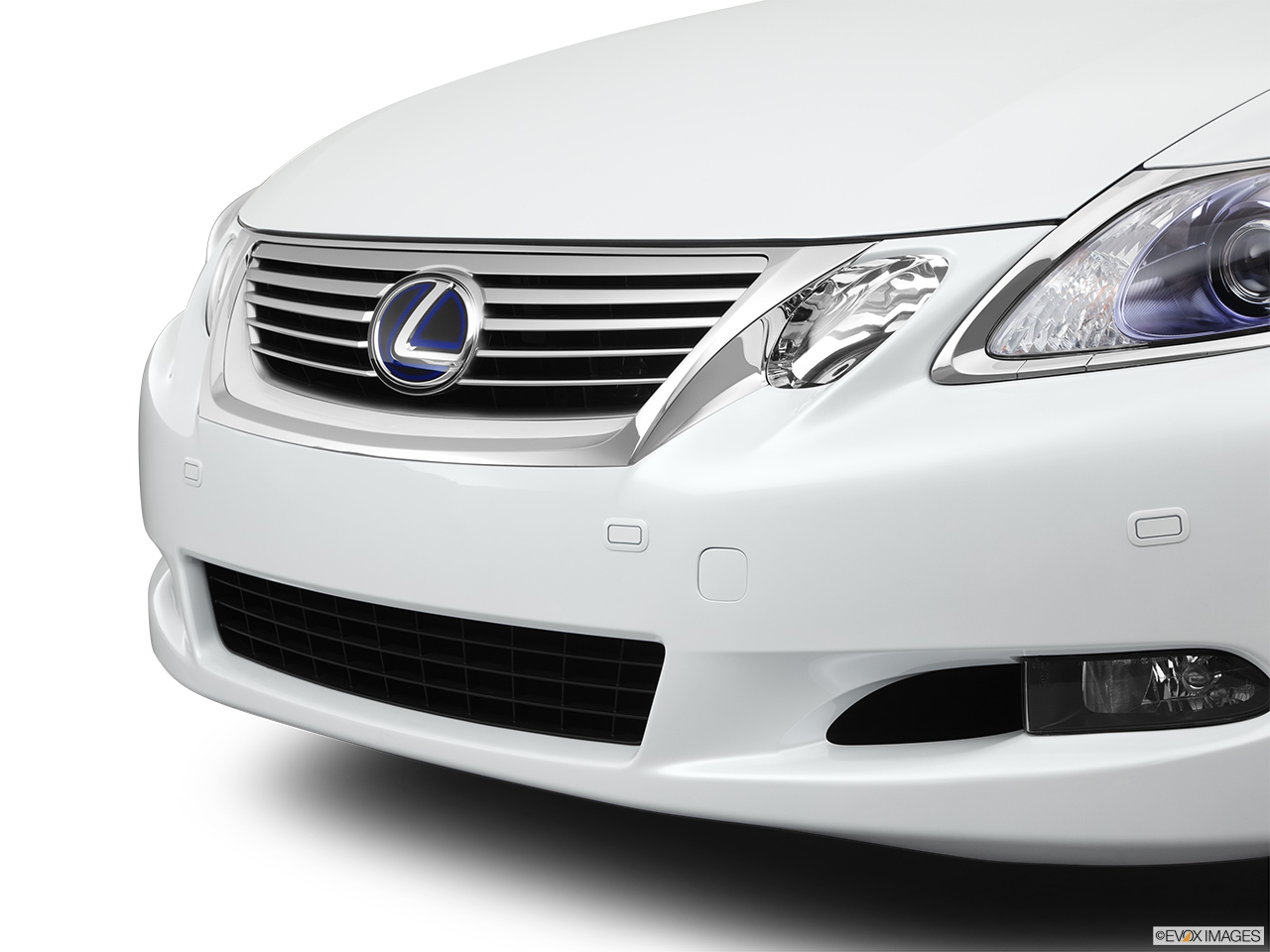 2011 Lexus GS Hybrid GS450h Close up of Grill.