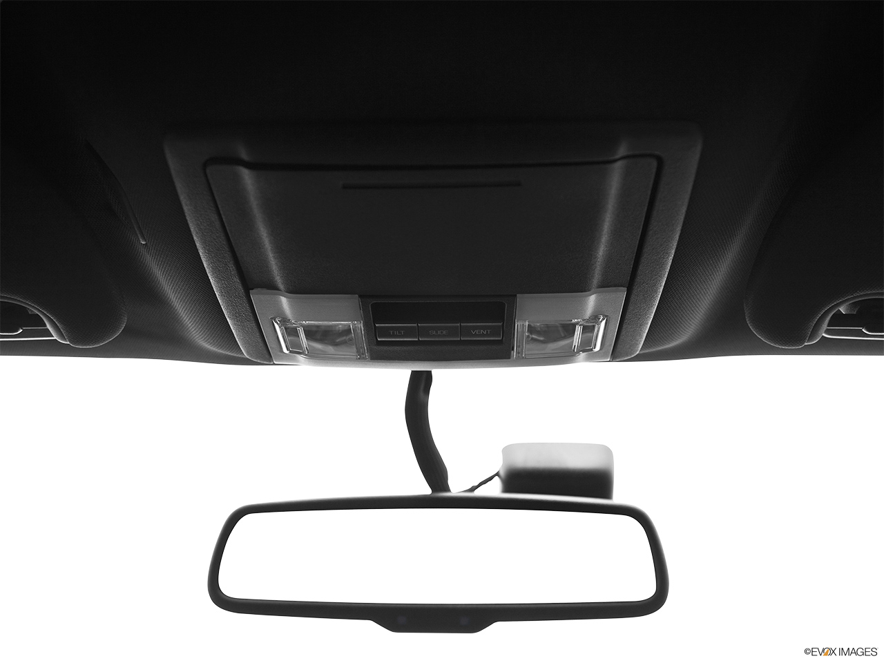2012 Lincoln Navigator Base Courtesy lamps/ceiling controls.