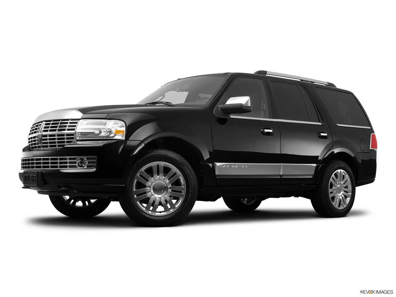 2012 Lincoln Navigator Base Low/wide front 5/8.