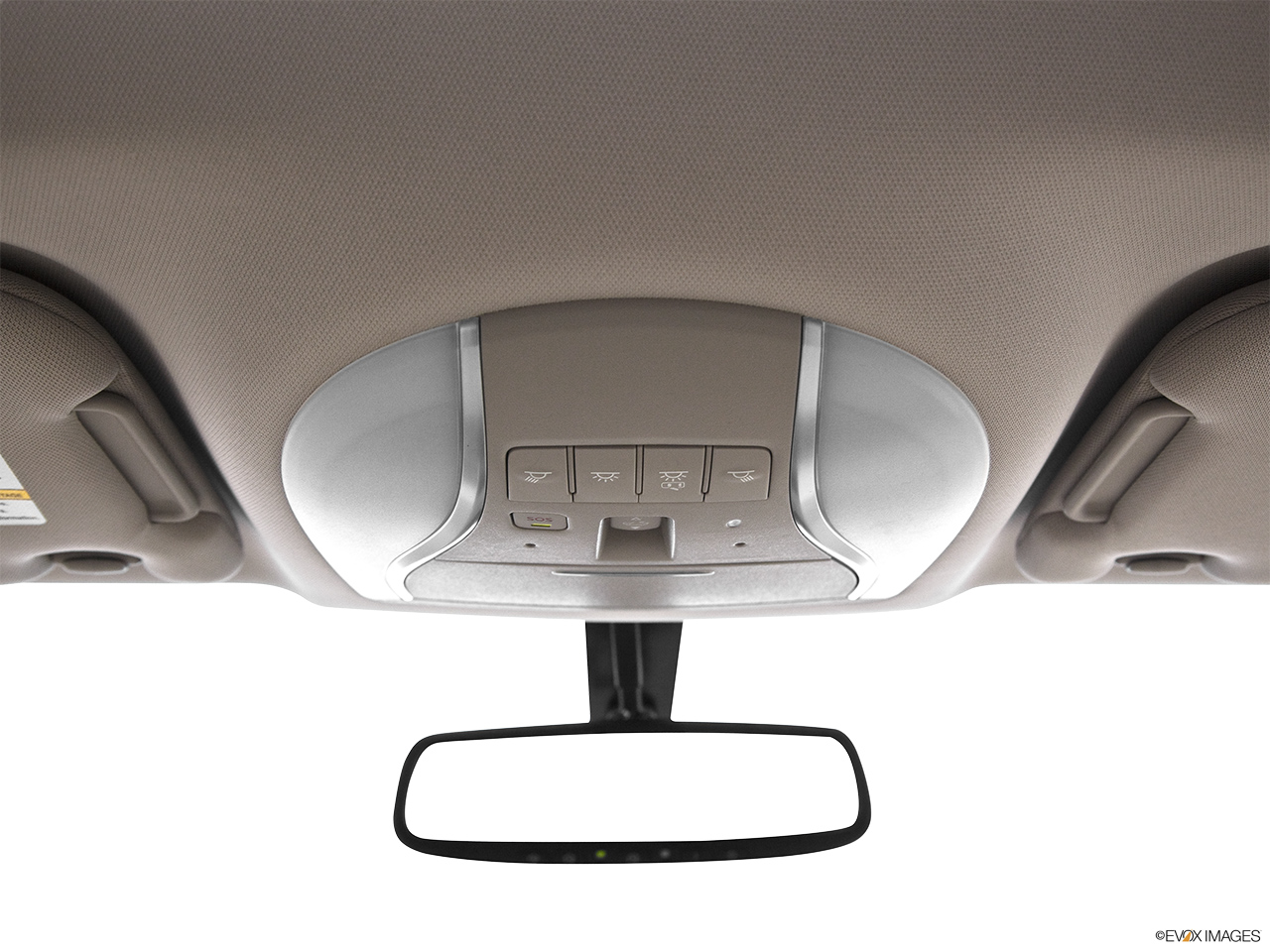 2013 Infiniti JX JX35 Courtesy lamps/ceiling controls.