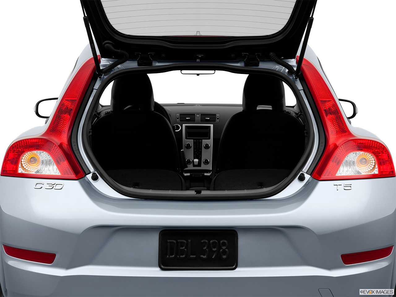 2013 Volvo C30 T5 Premier Plus Hatchback & SUV rear angle.