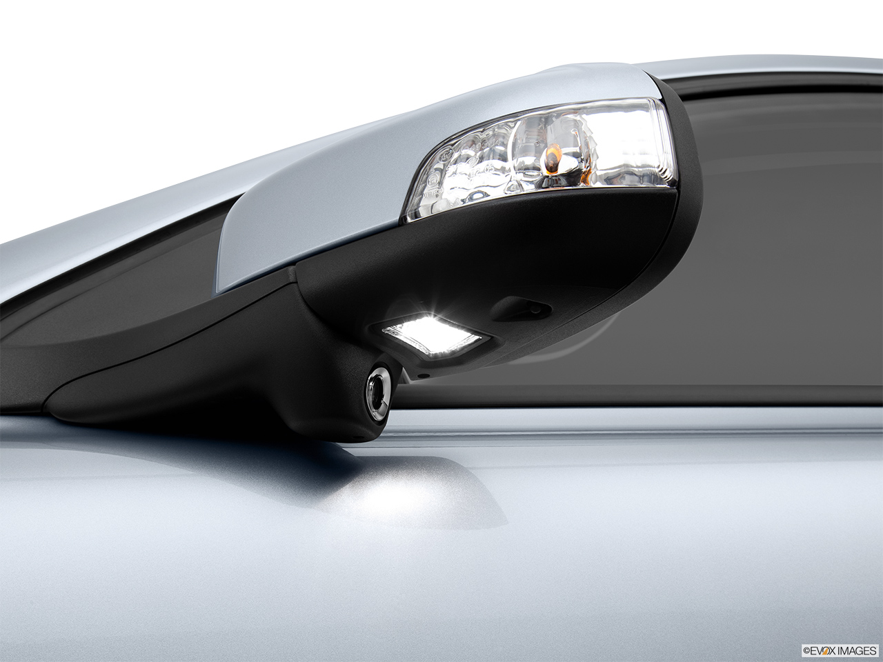 2013 Volvo C30 T5 Premier Plus Driver's side puddle lamp, illuminated