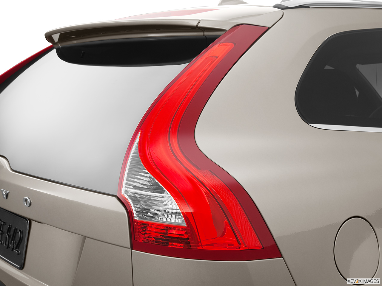 2013 Volvo XC60 3.2 FWD Premier Plus Passenger Side Taillight.