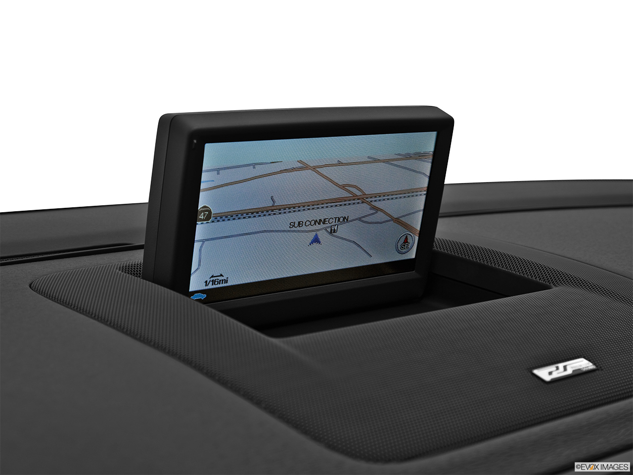 2013 Volvo C70 T5 Platinum Driver position view of navigation system.