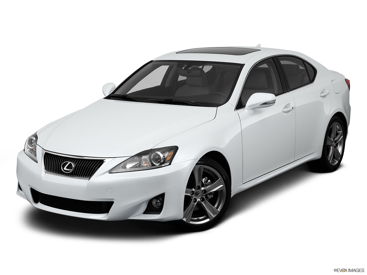2013 Lexus IS 250 IS 250 RWD Front angle view.