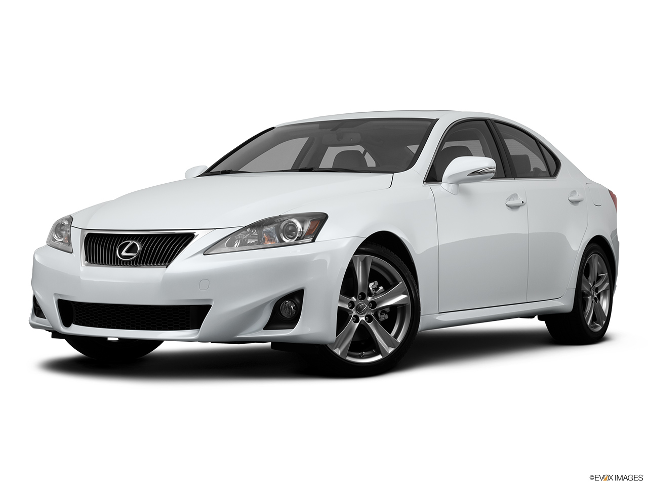 2013 Lexus IS 250 IS 250 RWD Front angle medium view.