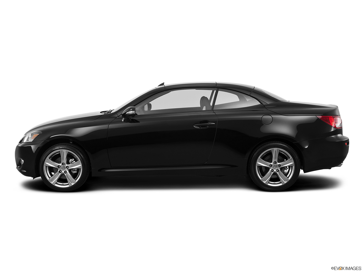 2013 Lexus IS 250C IS 250 C RWD Drivers side profile, convertible top up (convertibles only).