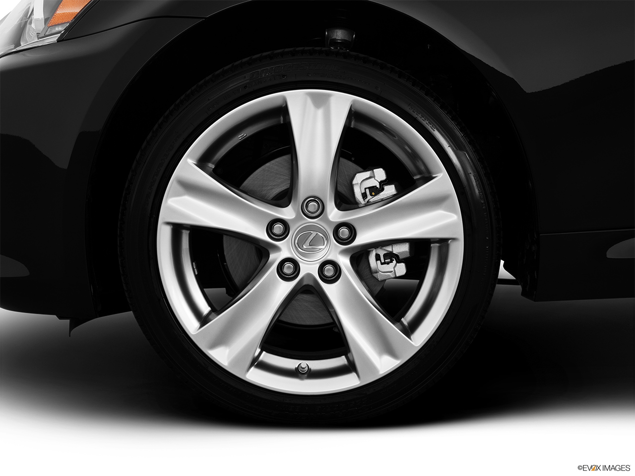 2013 Lexus IS 250C IS 250 C RWD Front Drivers side wheel at profile.