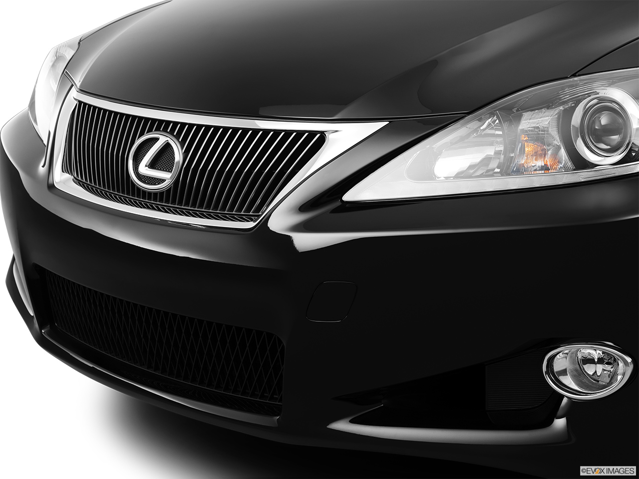 2013 Lexus IS 250C IS 250 C RWD Close up of Grill.