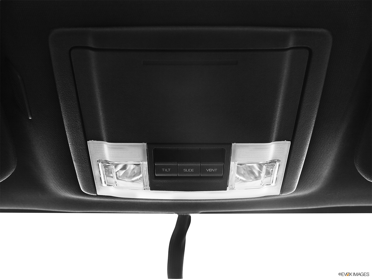 2013 Lincoln Navigator Base Courtesy lamps/ceiling controls.