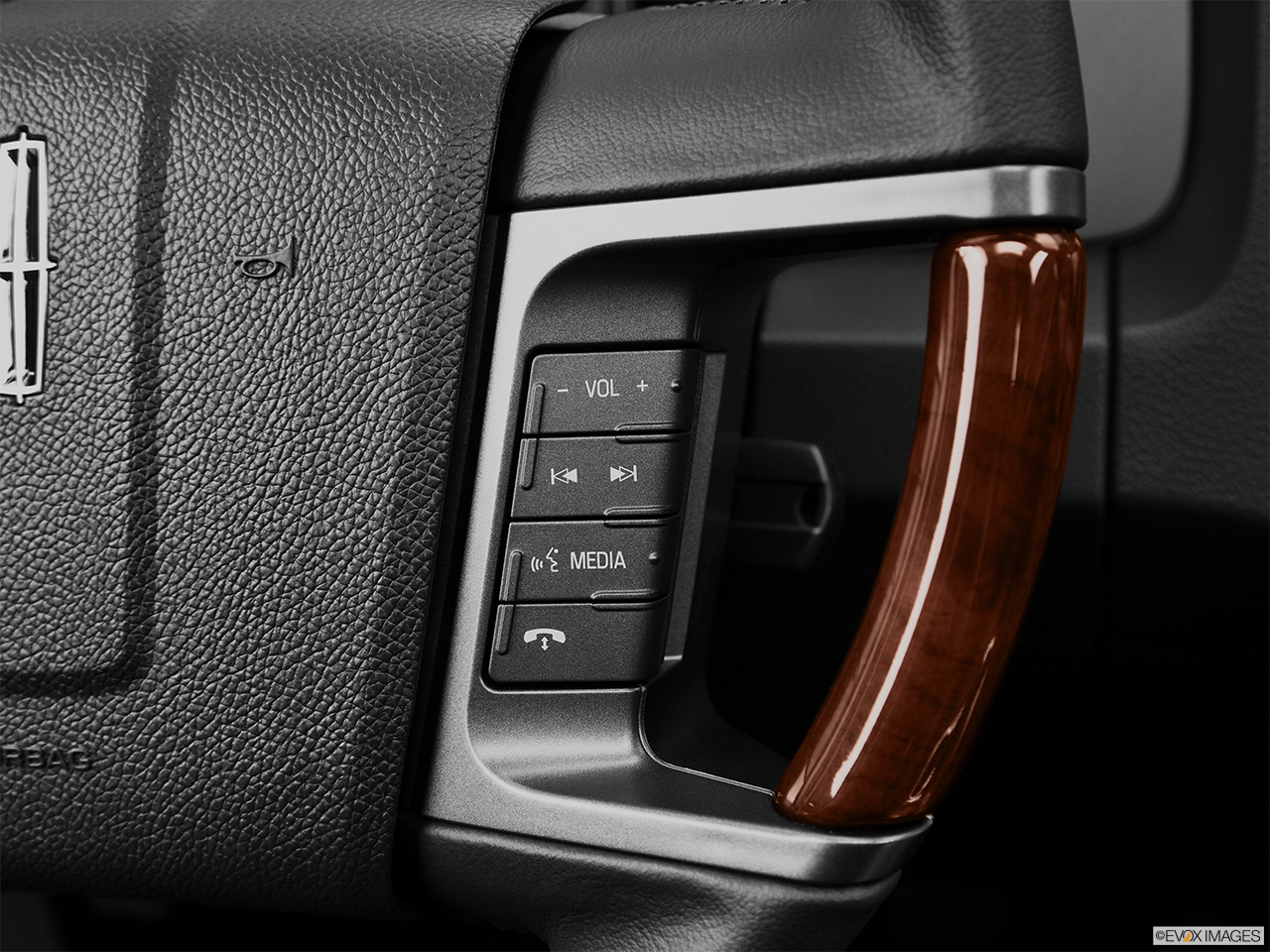 2013 Lincoln Navigator Base Steering Wheel Controls (Right Side)