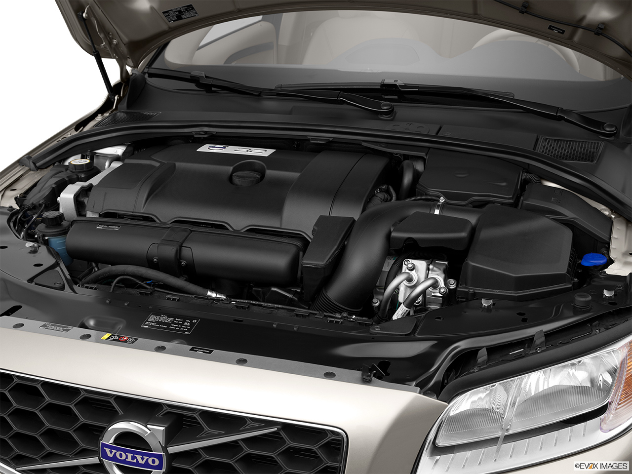 2014 Volvo XC70 3.2 AWD Premier Plus Engine.