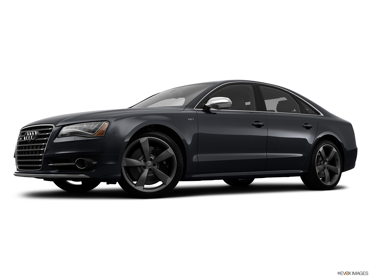 2014 Audi S8 4.0 TFSI Low/wide front 5/8.