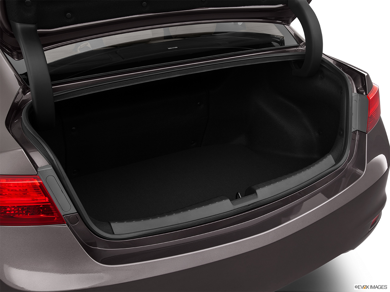 2014 Acura ILX Hybrid Base Trunk open.