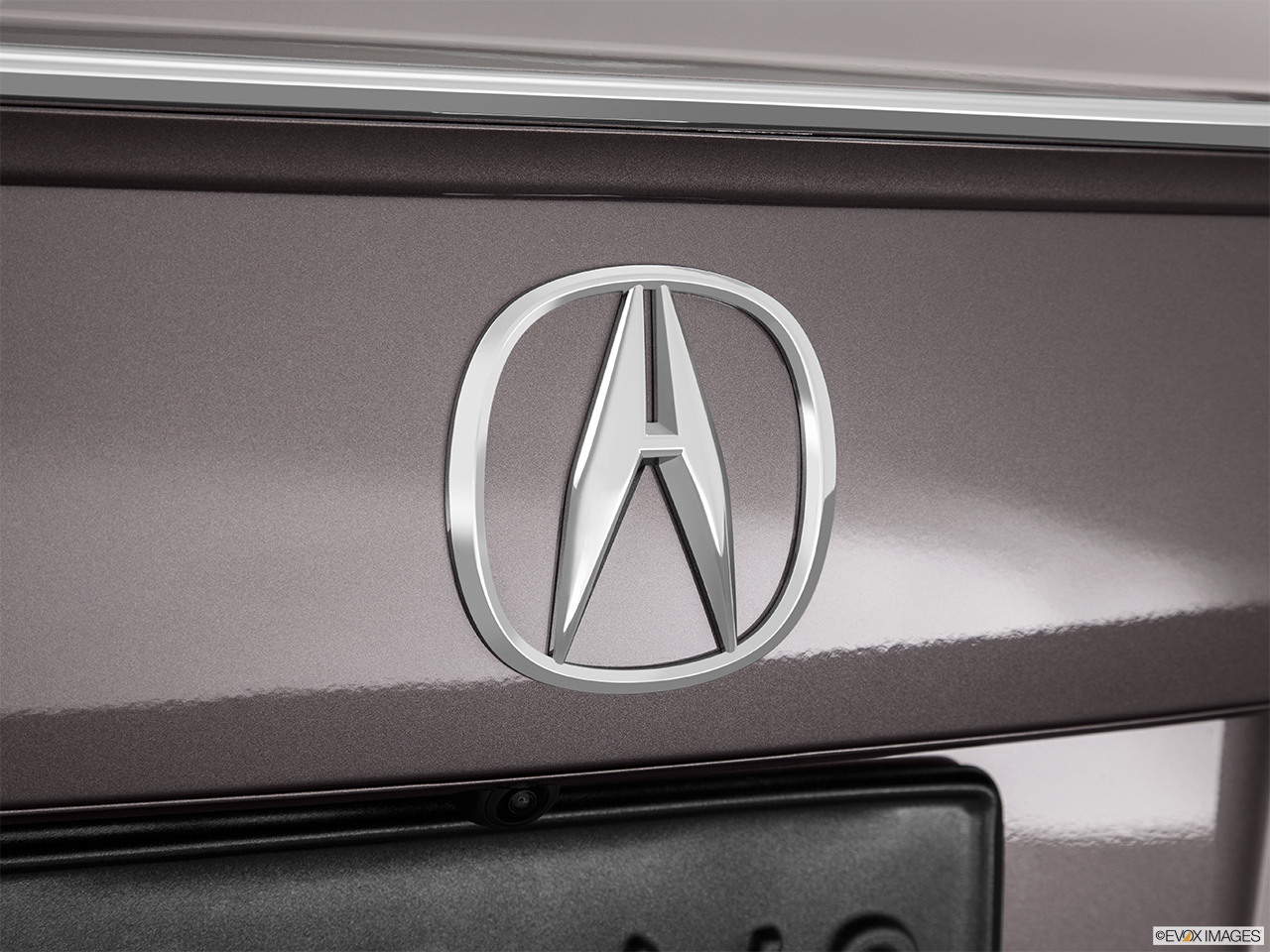 2014 Acura ILX Hybrid Base Rear manufacture badge/emblem