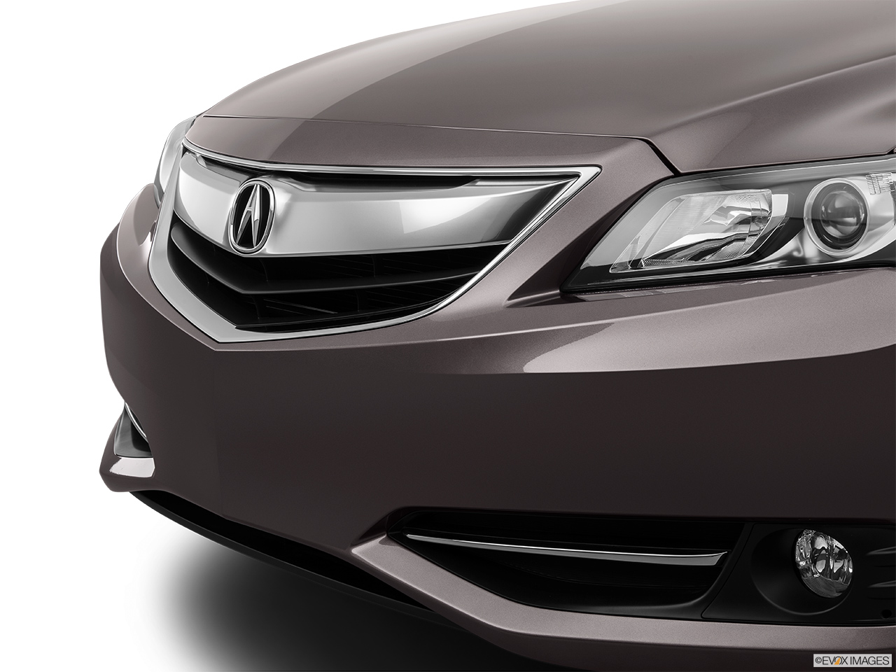 2014 Acura ILX Hybrid Base Close up of Grill.