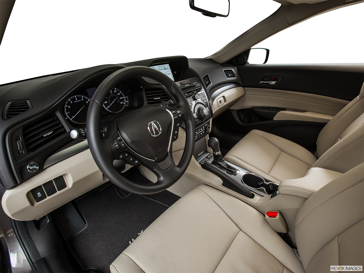 2014 Acura ILX Hybrid Base Interior Hero (driver's side).