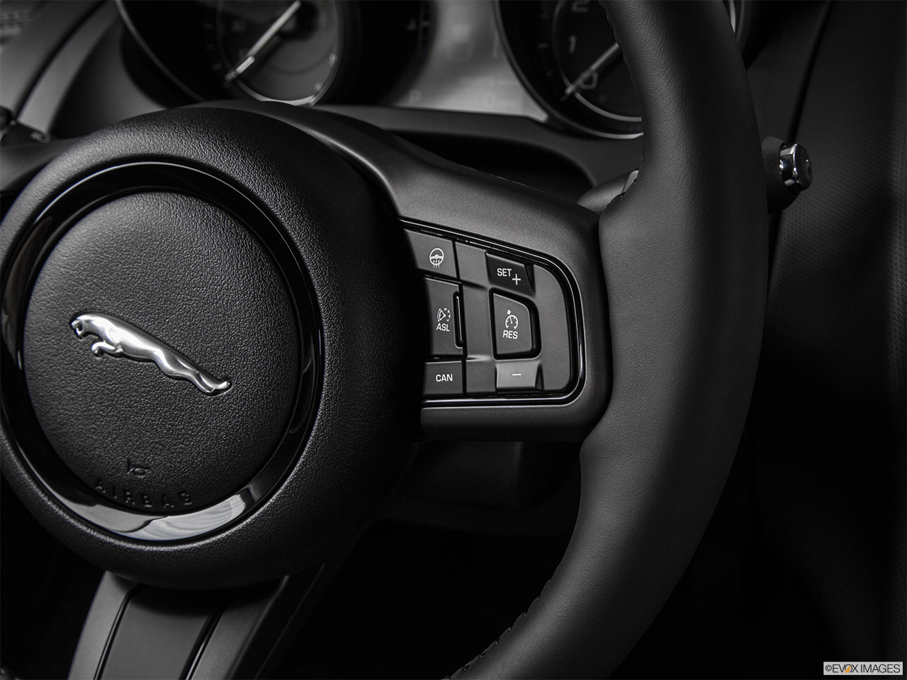 2015 Jaguar F-Type Coupe Base Steering Wheel Controls (Right Side)